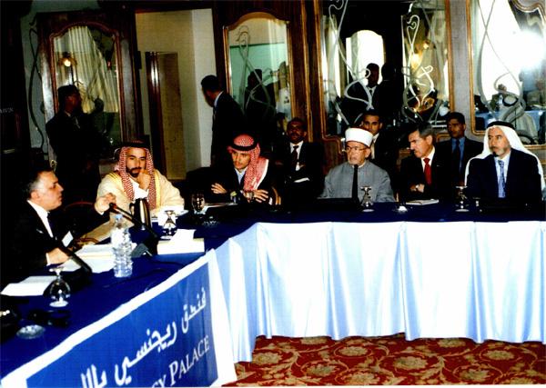 المؤتمر العام في دورته الثالثة عشرة 21 - 23 آب 2004م